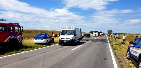 Trágico accidente cerca de Mackenna; Los heridos se encuentran en estado reservado