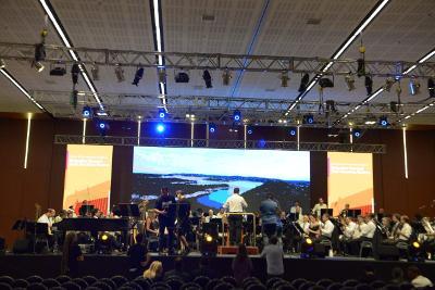 Schiaretti inauguró el mayor centro de reuniones de Argentina