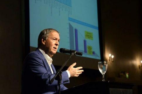 """Schiaretti: """"Ya se completó el 72% de la obra pública prevista"""""""