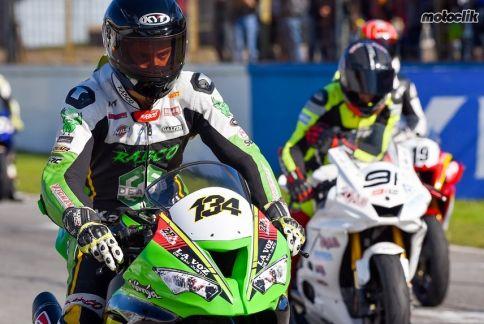 Ezequiel Iturrioz terminó Cuarto en el Superbike Argentino