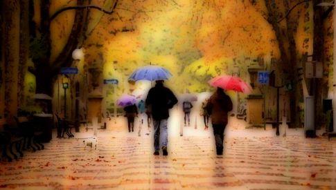 El frío y la lluvia continuarán hasta el jueves en la región
