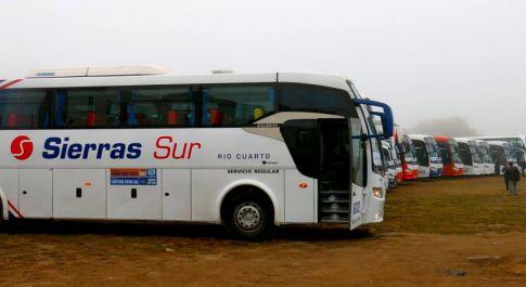 """Transporte: """"Sierras Sur"""" recupera el corredor interurbano del sur provincial"""