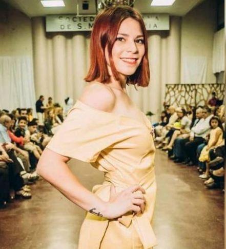 Malena Cock; Para mi es un placer volver a participar del Mackenna Alta Moda