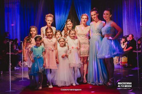 Mackenna Alta Moda 2019: Geo Gualdoni y el encanto de sus Princesitas