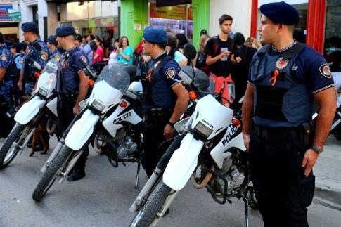 Se celebró  el día de la Policía de la Provincia en Río Cuarto