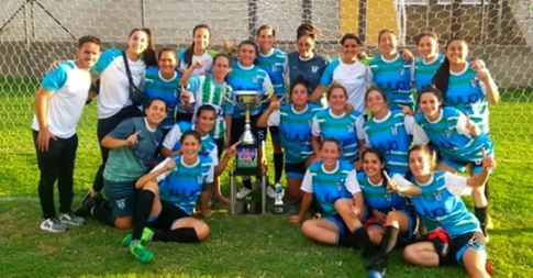 El Seleccionado Femenino de Chaco se consagró Campeón del Torneo Nacional