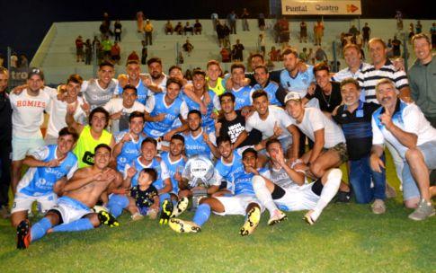 Estudiantes venció a Belgrano y se coronó Campeón del Año