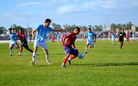 Clásico de verano: Belgrano pegó primero