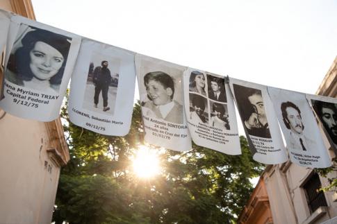 A 44 años de la dictadura genocida que azotó a nuestro país