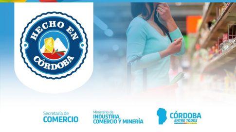 Hecho en Córdoba, el programa de promoción de productos locales