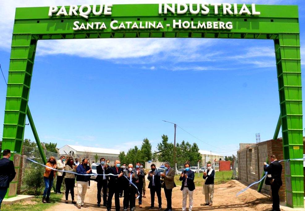 Otro Parque Industrial cordobés recibió  su aprobación definitiva