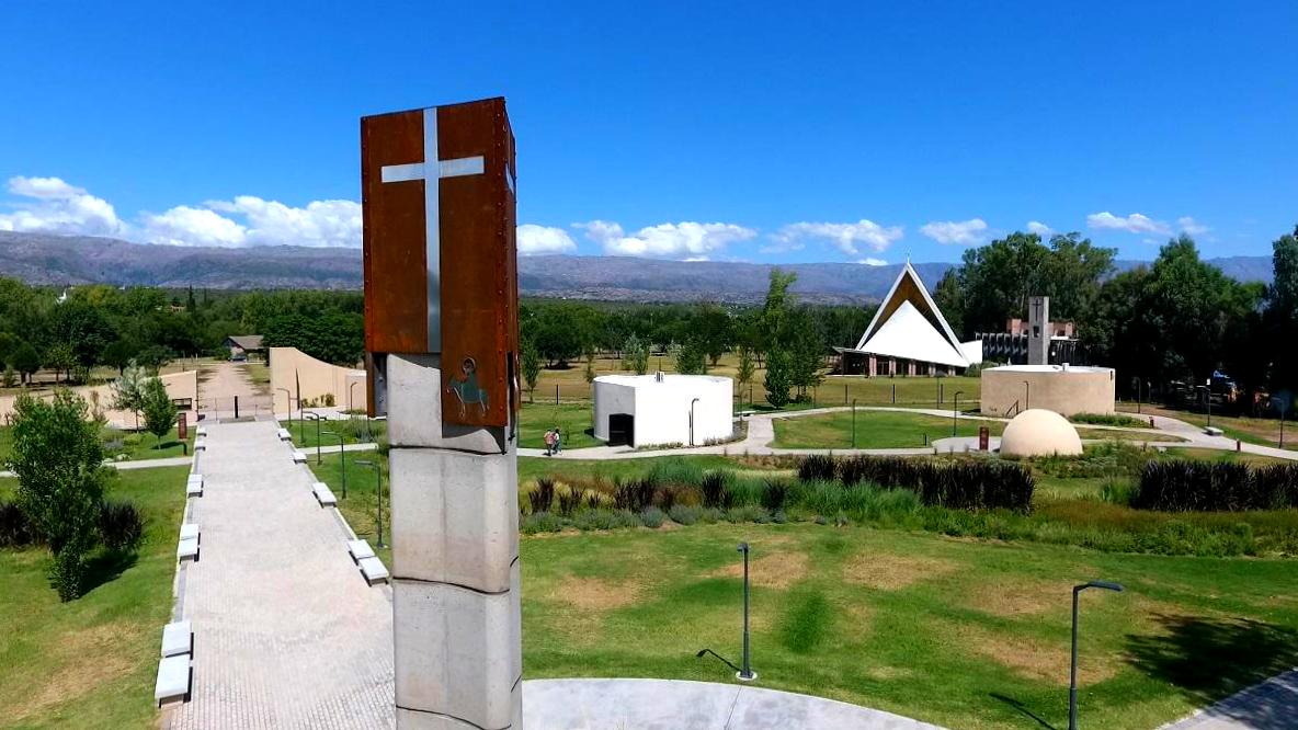 Ya se puede visitar el Parque Temático Brochero Santo en Cura Brochero