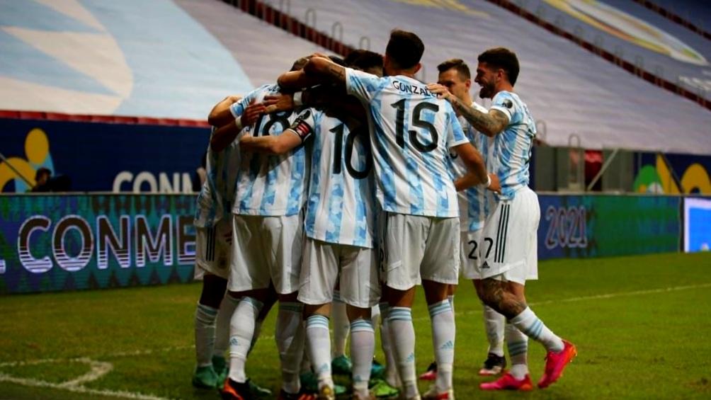 Argentina venció a Uruguay y se anima a soñar