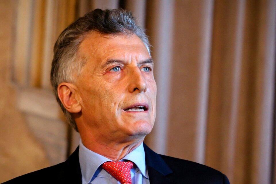 La frase con tono golpista de Macri y la respuesta del Gobierno