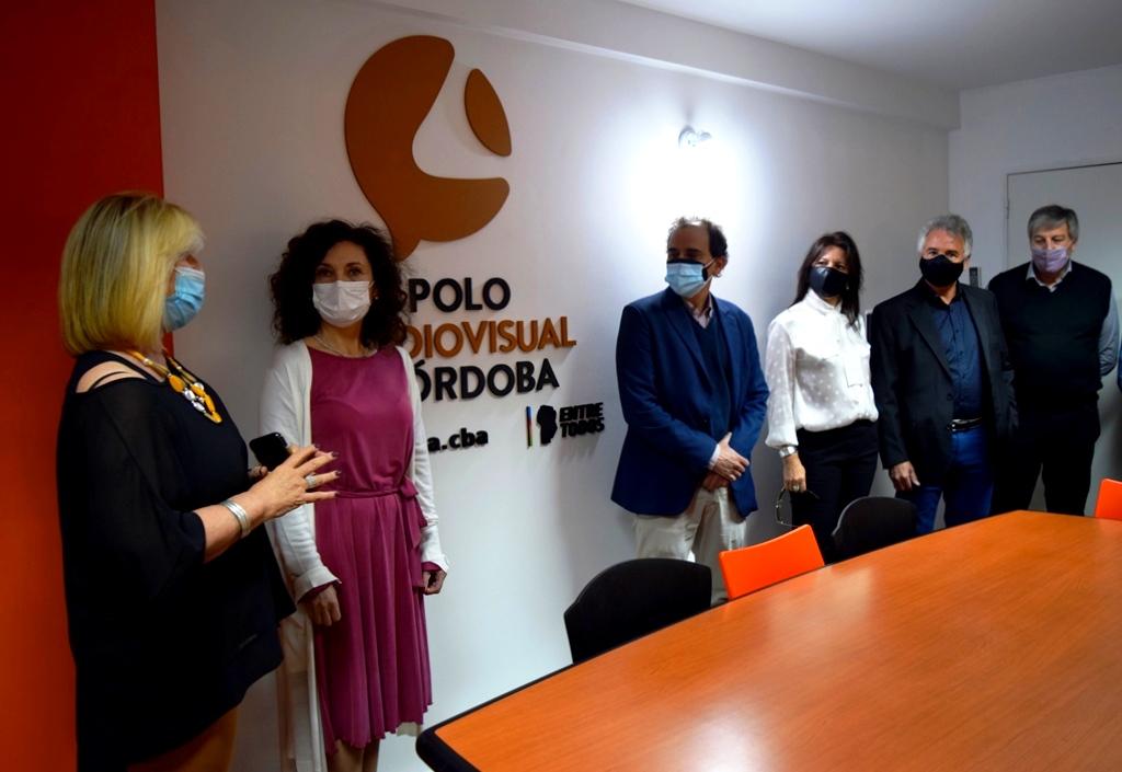 Se inauguró el Centro Regional Río Cuarto del Polo Audiovisual Córdoba