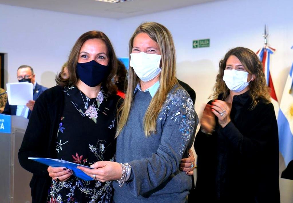 Presentaron los programas XMí y Pila en Río Cuarto