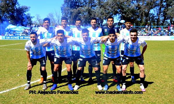 San Martín venció a Belgrano en el clásico por dos a uno