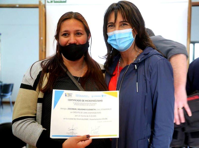 Natalia De la Sota: Necesitamos representantes que respondan a las necesidades de Córdoba