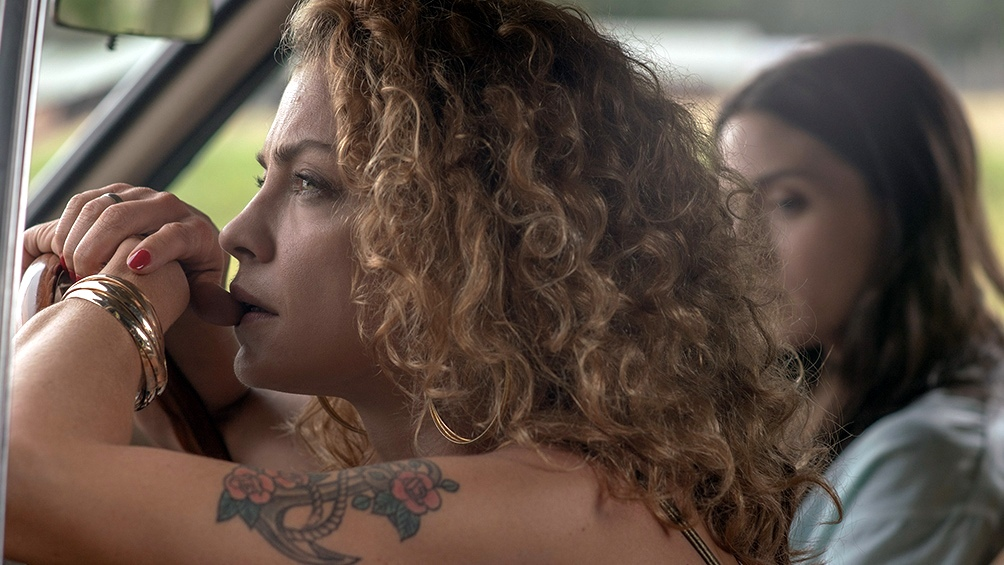 Dolores Fonzi protagoniza, Distancia de rescate, filme que se estrena en plataformas